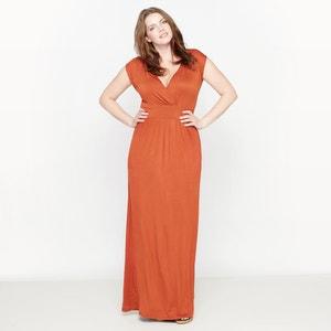 Sleeveless Jersey Maxi Dress CASTALUNA