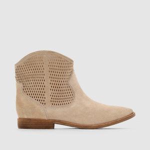 ELIXIR C Leather Boots GEOX