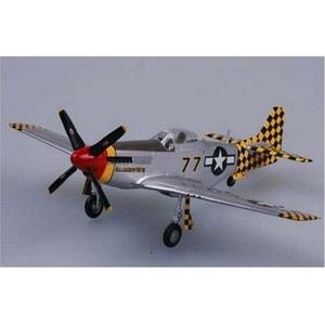 Modèle réduit : P-51D Mustang USAF 325 FG/ 319 FS : Italie 1944 EASY MODEL