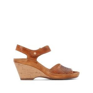 Sandálias com tacão Capri PIKOLINOS