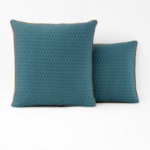 Mina Percale Printed Single Pillowcase La Redoute Interieurs