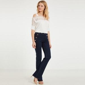 Bootcut-Jeans MORGAN
