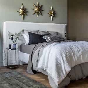 Cabecero de cama al. 120 cm ancho. xl, Sandor
