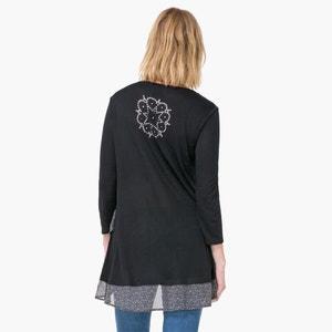 Draped Long-Sleeved T-Shirt DESIGUAL