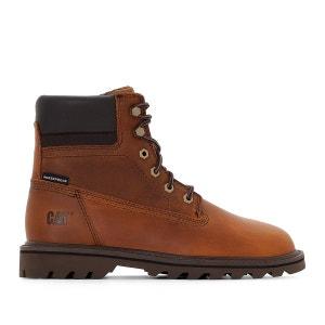 Boots cuir DEPLETE WP PACK CATERPILLAR