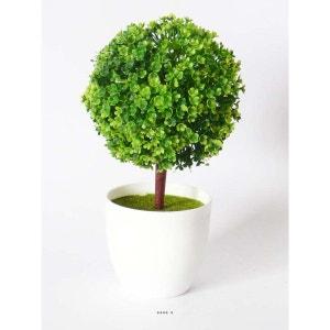 plante verte plastique
