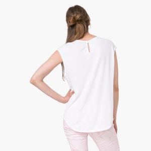 Tee-shirt manches courtes imprimé DESIGUAL