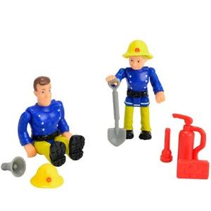 Petits personnages  Sam le Pompier SMOBY