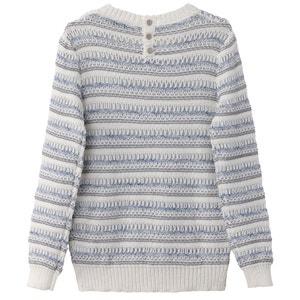 Cotton Crew Neck Jumper/Sweater SUNCOO