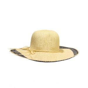 Chapeau de paille MADEMOISELLE R