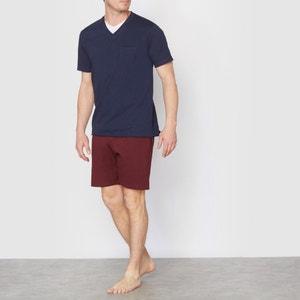 Pijama curto em jersey CASTALUNA FOR MEN