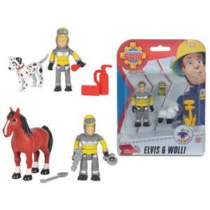 Sam le Pompier - Modèle Aléatoire Figurine & Animal - SMO109259746002 SMOBY