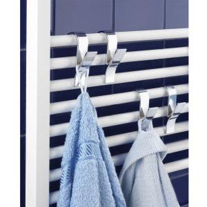 Ganchillos seca toallas, especial radiadores, lote de 4 La Redoute Interieurs