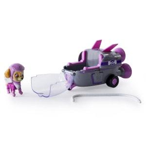 Véhicule avec figurine Pat'Patrouille (PAW Patrol) : Fusée et Stella SPIN MASTER