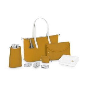 Champs Elysées Changing Bag, Mustard