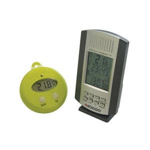 Thermomètre sans fil THERM'O avec base à fixer ou à poser KOKIDO KOKIDO
