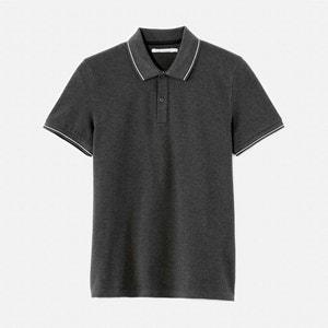 Polo in maglia piqué di cotone stretch CELIO