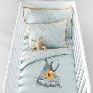 Funda nórdica estampada para bebé, LAPIN, de algodón. R baby