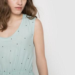 Low-Back Polka Dot Dress NUMPH
