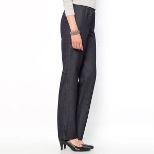 Jeans met elastische taille, stretch keperstof ANNE WEYBURN