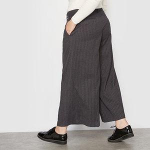 Striped, Maxi-Length Culottes CASTALUNA