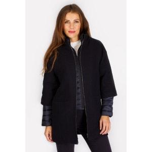 Manteau lainage 2 en 1 SCOTTAGE