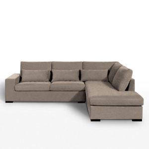 canap canap convertible d 39 angle droit la redoute. Black Bedroom Furniture Sets. Home Design Ideas