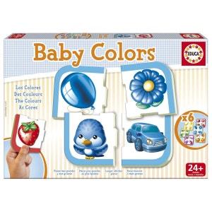 Apprendre les couleurs : Baby Colors EDUCA