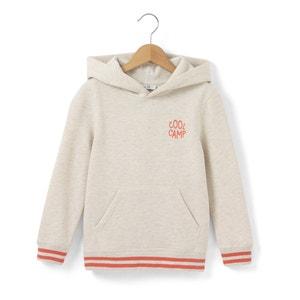 Kapuzen-Sweatshirt, 3 - 12 Jahre La Redoute Collections
