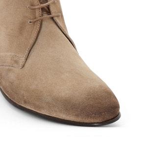 Boots cuir Trader BASE LONDON
