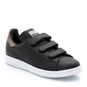 Zapatillas deportivas de piel, piezas autoadherentes, motivos piel de serpiente STAN SMITH CF W ADIDAS