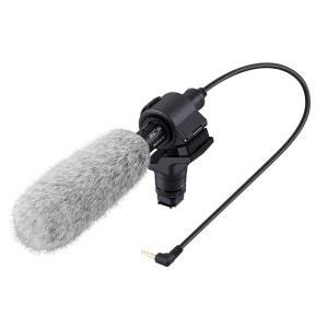 Sony ECM-CG60 Micro-canon haute qualité pour appareils photos et caméscopes SONY