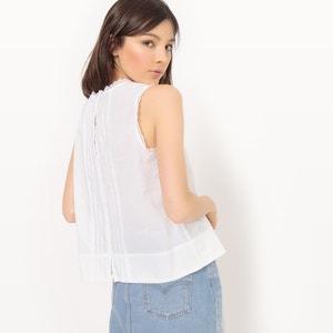 Blusa sem mangas, bordados LEVI'S