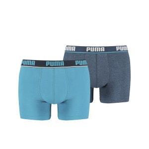 Boxers lot de 2 en coton stretch PUMA