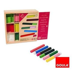 Boîte réglettes Initiation mathématiques : 300 pièces GOULA