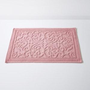 Tapis de bain, DAMASK, motif en relief, coton (1500g/m²) La Redoute Interieurs
