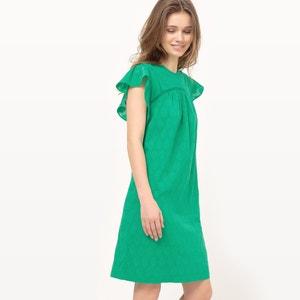 Vestido recto, jacquard MADEMOISELLE R