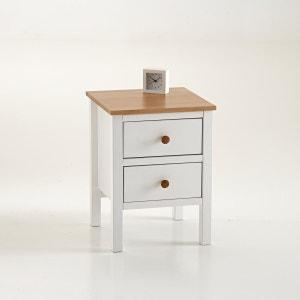 ASHIN 2-Drawer Bedside Table La Redoute Interieurs