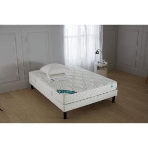 Matelas latex grand confort ferme 3 zones, 19 cm M MERINOS
