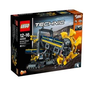 La pelleteuse à godets - LEG42055 LEGO