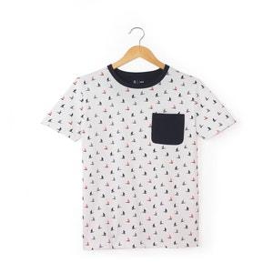 Koszulka z krótkim rękawem z nadrukiem
