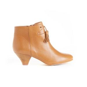 Boots cuir SESSUN