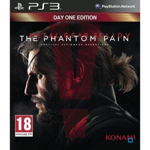 Metal Gear Solid V : The Phantom Pain - Day One Edition PS3 KONAMI