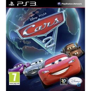 Cars 2 PS3 DISNEY INTERACTIVE STUDIOS