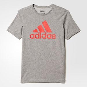 T-shirt estampada 7-16 anos ADIDAS