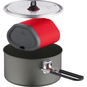 Quick Solo - Vaisselle - System rouge/noir MSR