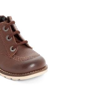 Leder-Boots