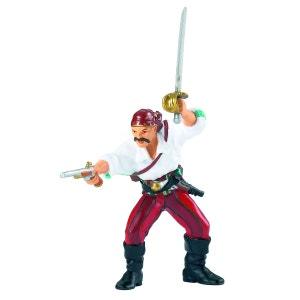 Figurine Corsaire au pistolet PAPO