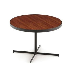 Mesa baja con superficie de madera, RAFA