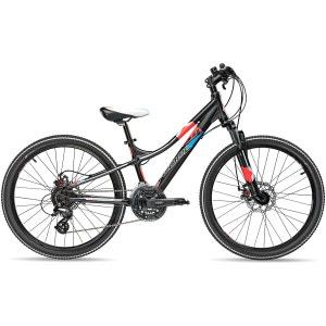 troX pro 24 24-S - Vélo enfant - noir S'COOL